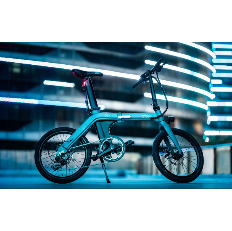 Fiido D11 The Ultimate Folding Electric Bike Sale At Bicycle Land