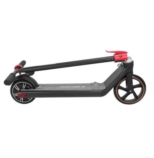 Kugoo Kirin Mini 2 Children Kids Electric Scooter Sale In BicycleLand.co.uk scooter folded - Sale In Bicycle Land