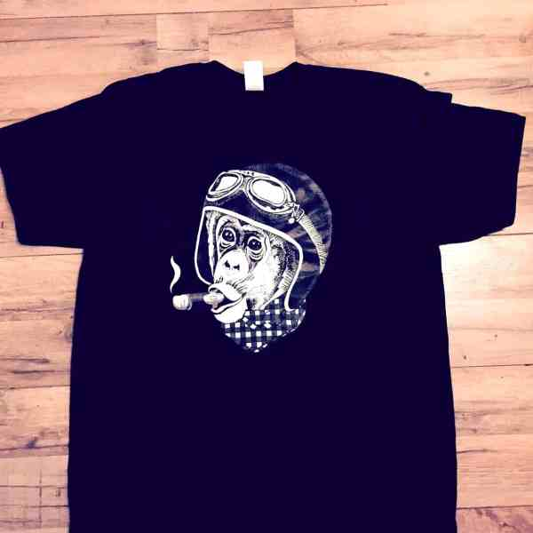 Bicycle Motor Works T Shirt