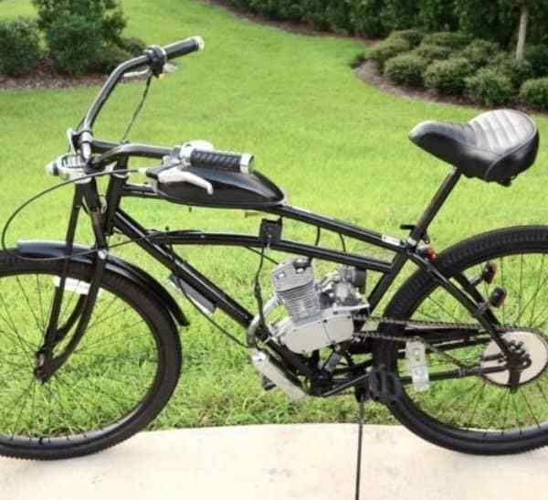 Schwinn Springer Motorized Bike Kit 1