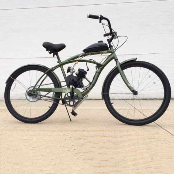 Big Kahuna Motorized Bike Kit