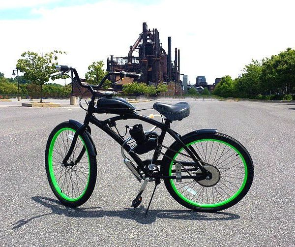 Green Goblin Motorized Bike Kit