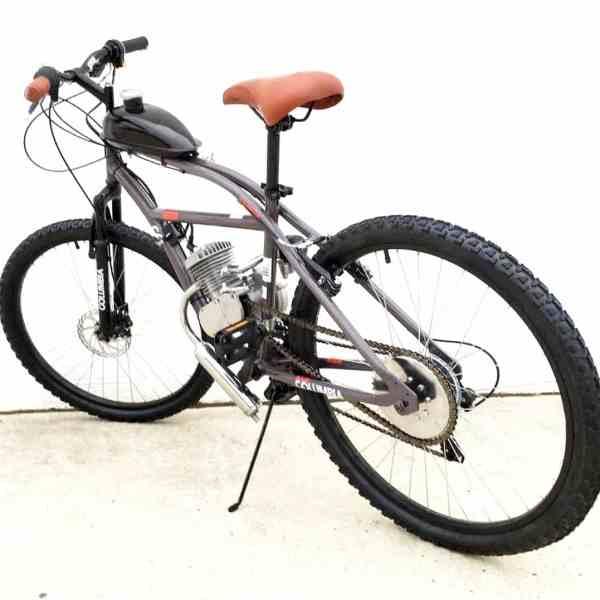 the punisher motorized bike kits