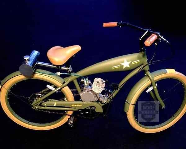 The Liberator Motorized Bike Kit