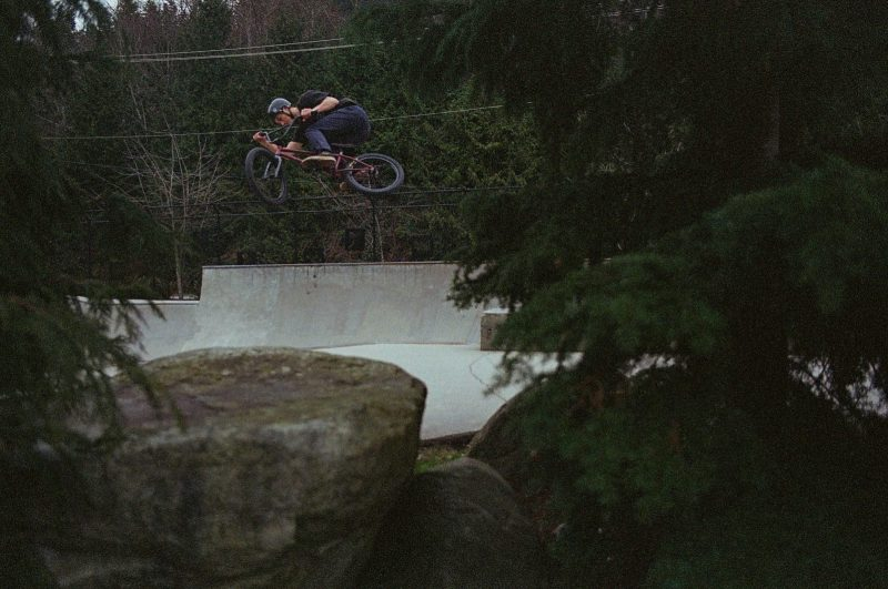 """""""Coming back home late winter we were pleasantly surprised with nice weather. Rupert Walker getting in laps on laps at Horseshoe Bay park."""" - B"""