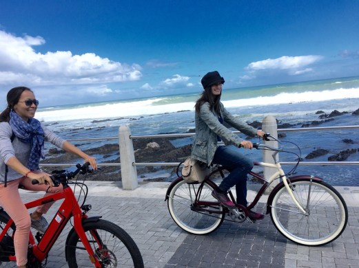 CYCLING SEA POINT PROMENADE