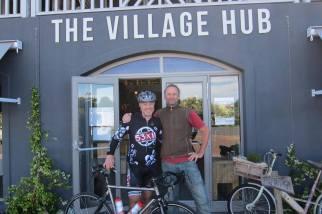 Village-hub-cyclist