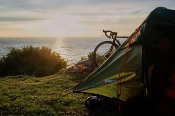 BIKE CAMPING AT MILLER'S POINT - Cape Town | Overnighter | 50km