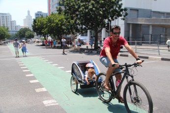 Bicycle-trailer