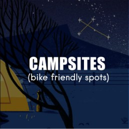 Find Bike Friendly campsites South Africa