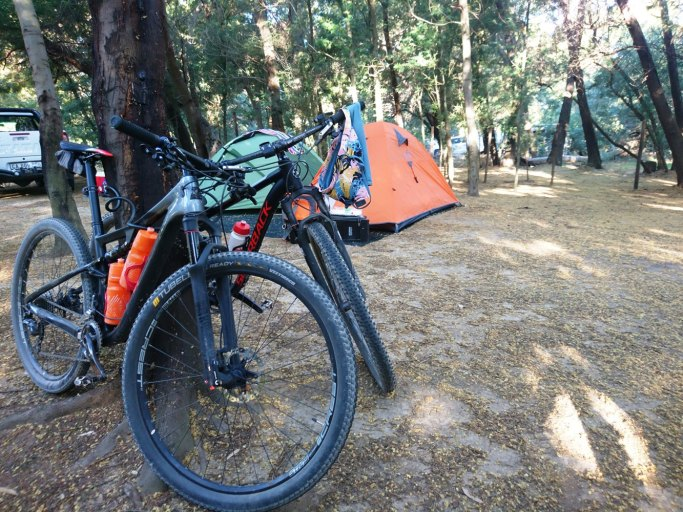 THE EASY WAY – Bike Camping on the Breede River