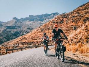 Bikepacking Lesotho © Rae Trew Browne