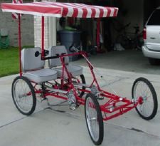 Quadracycle