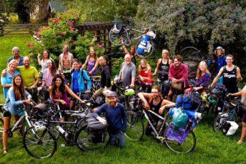 Green Riders - Good Deeds on Bikes