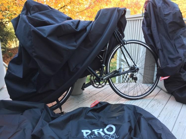 Waterproof Bike Bicycle Storage Cover Rain Dust Wind Sun Protector Motorcycle