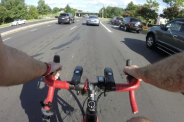 Bike Safety Tips: Riding your Bike in Traffic 1