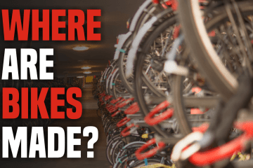 Where Are Bikes Made?