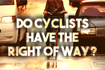 Do Cyclists Have the Right of Way?