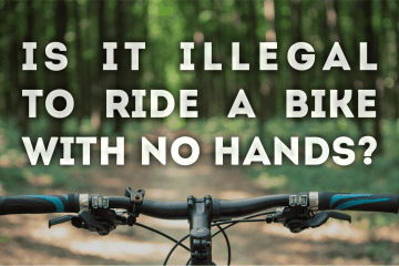 Is It Illegal to Ride a Bike With No Hands?