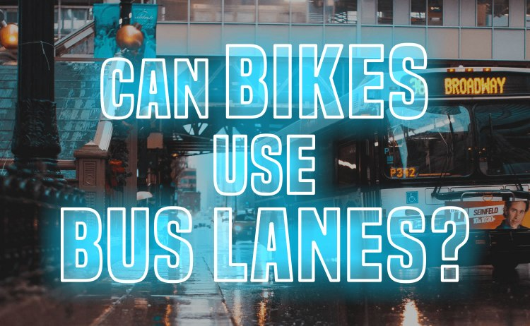 Can Bikes use Bus Lanes?