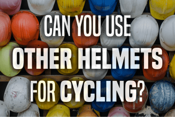 Can You Use Other Helmets for Cycling?