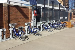 Bike Share Docks