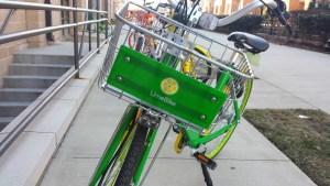 Bike Share Basket