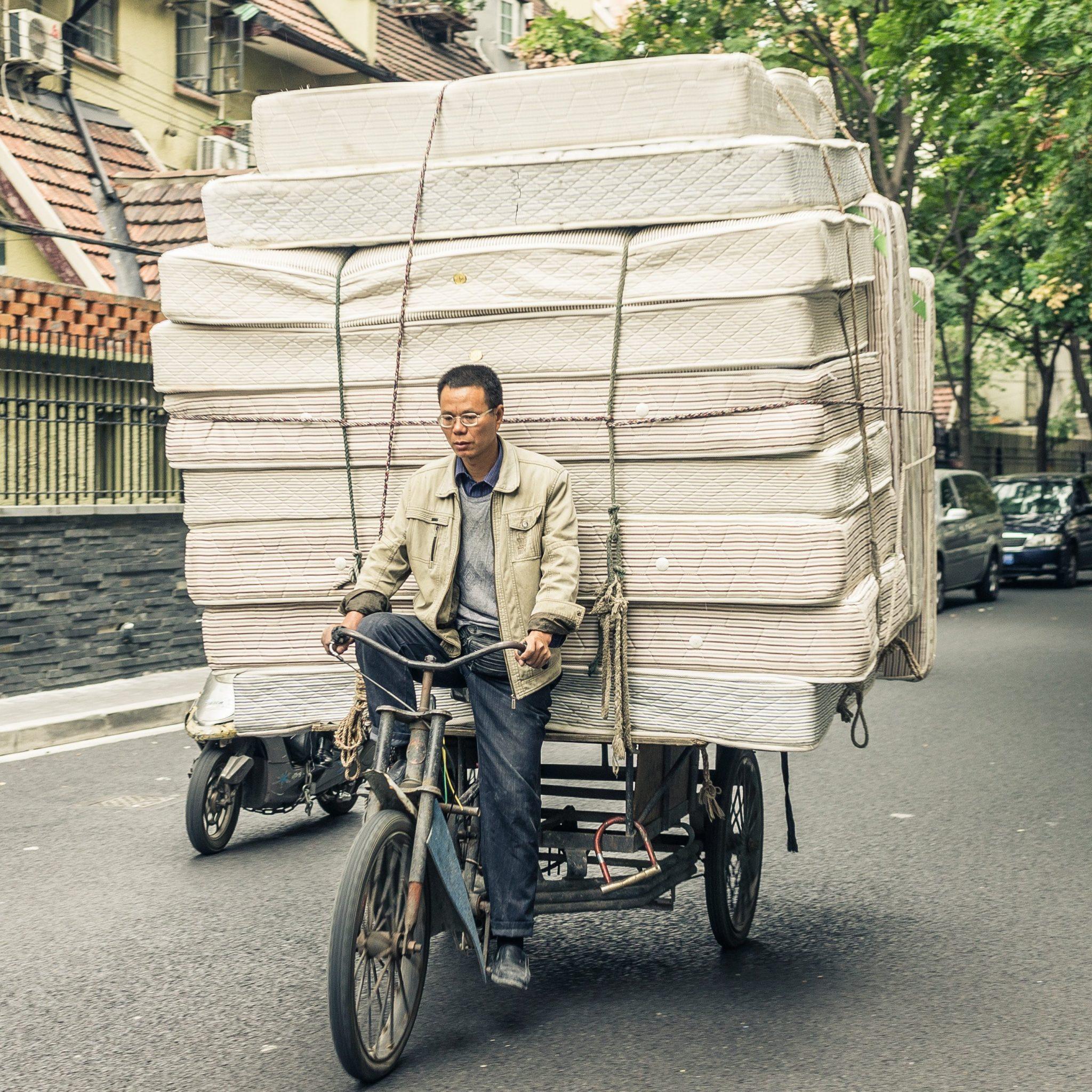 Install Rear Bike Rack Without Braze Ons