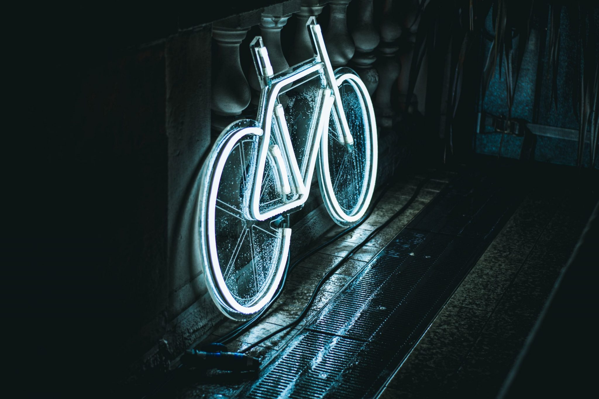 Bike Light Powered By Pedaling