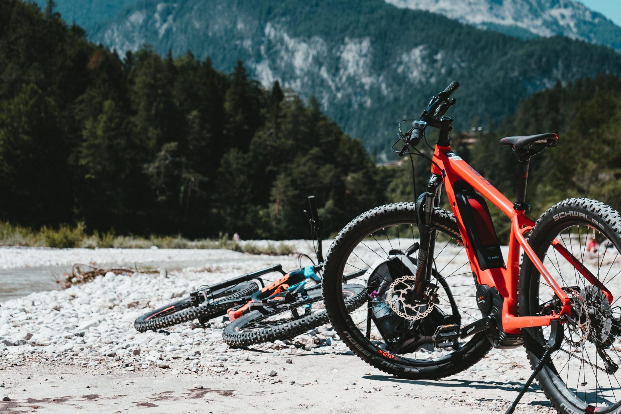 Mountain Bike Kickstand Or No Kickstand