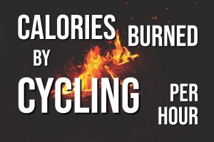 Calories Burned By Cycling Per Hour