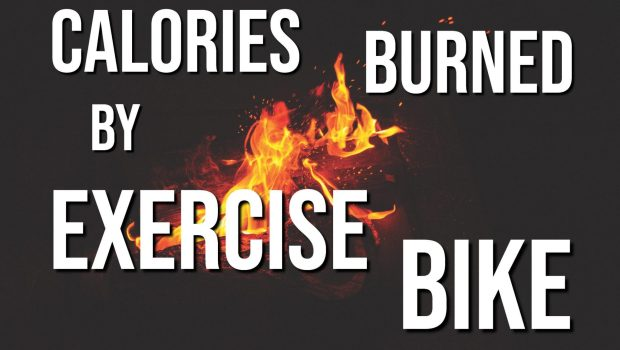 Calories Burned By Exercise Bike