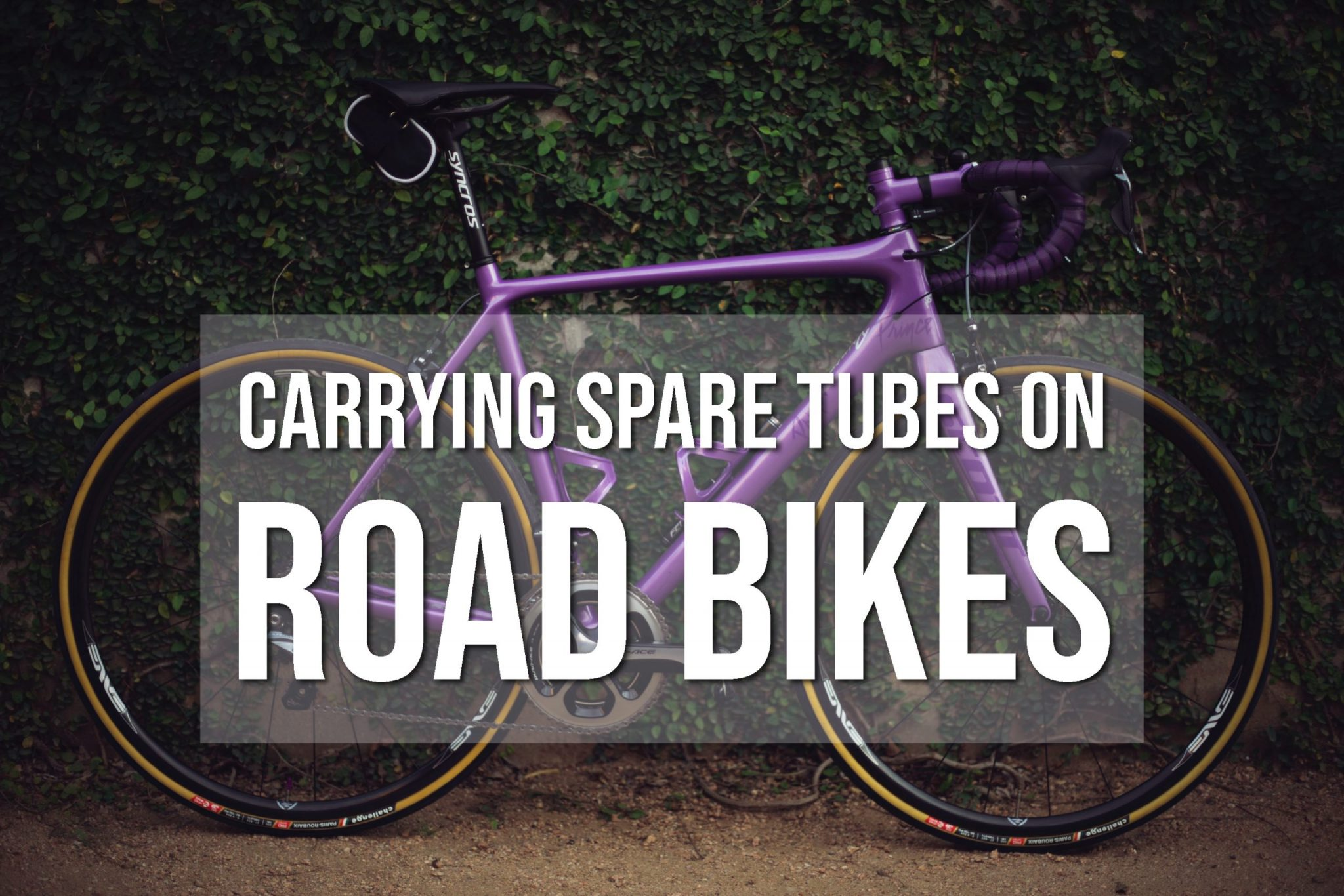 How To Carry Spare Tube On Road Bike