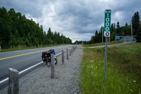 No kidding, I'll be a 1000 more km on Hwy17