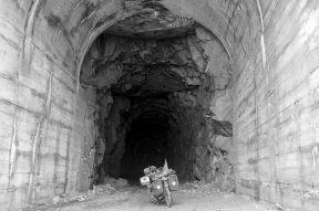paulson tunnel, columbia & western rail trail