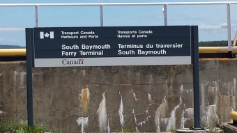 South Baymouth Ferry Terminal