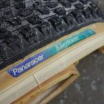 New old stock Panaracer Khartoum mixed terrain 700c folding skinwall tyres from the 1980s