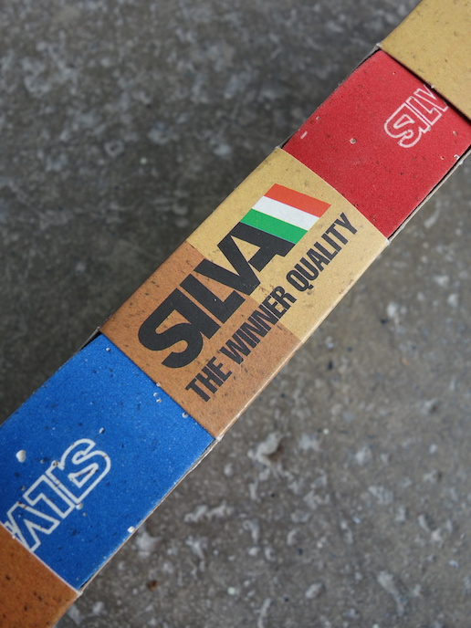 Silva cork French flag handlebar tape