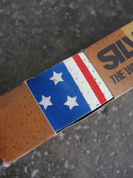 Silva cork USA flag handlebar tape