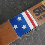 Silva cork USA flag handlebar tape
