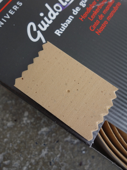 Velox Guidoline natural cork handlebar tape