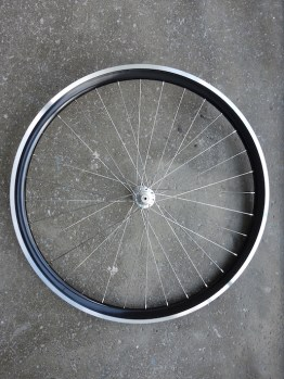 650B rim brake wheels for road or mountain bikes
