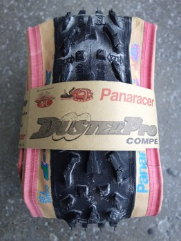 Panaracer Duster Pro Compe folding skinwall MTB tyre