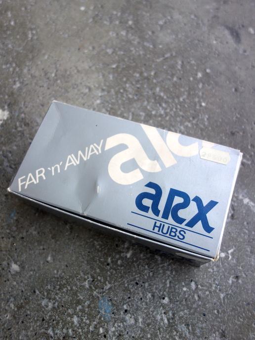 Suntour ARX hubs for touring and randonneur