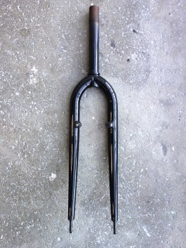 Ritchey Logic fork – black