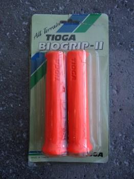 Tioga Biogrip II grips