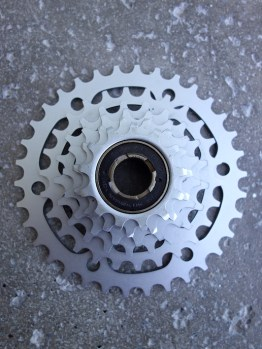 Suntour AP Freewheel - Super wide