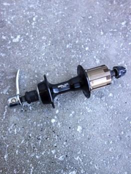 Shimano Deore LX rear MTB hub –FH-M560