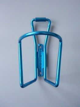 Dirt Research Alloy bottle cage – Blue