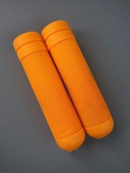 ODI Attack MTB grips – Neon orange